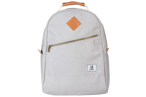 STATUS ANXIETY Urban The Void Backpack Light Grey