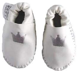 Faux Leather Slippers