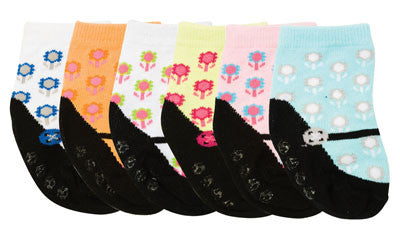 Daisy Jane Girls Socks (0 - 12 months) SALE