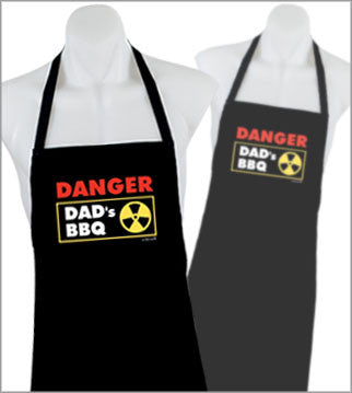 Danger Dad's BBQ Apron