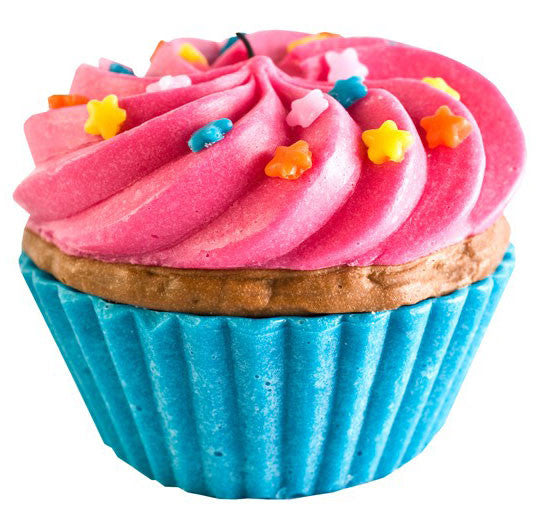 Dylan's Candy Bar Vanilla Scented Cupcake Candle