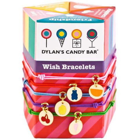 Dylan's Candy Bar Wish Bracelets Set of 5