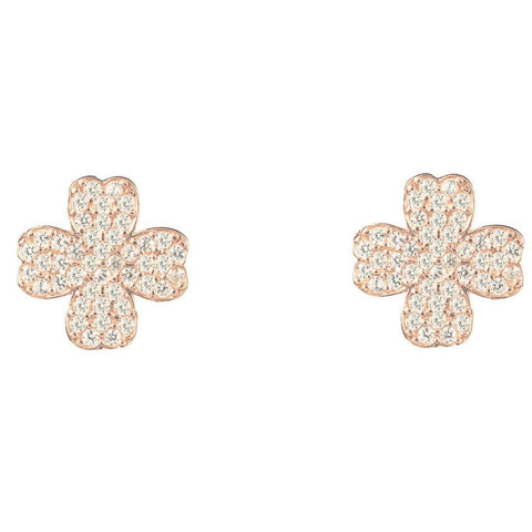 Latelita London Lucky Four Leaf Clover Earring