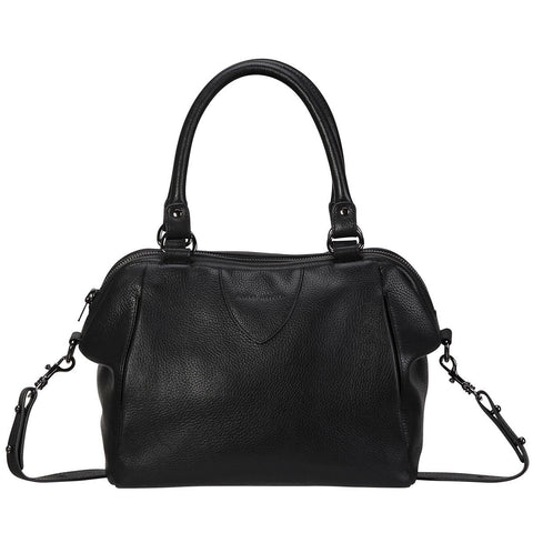 STATUS ANXIETY Force of Being Leather Bag SALE Black