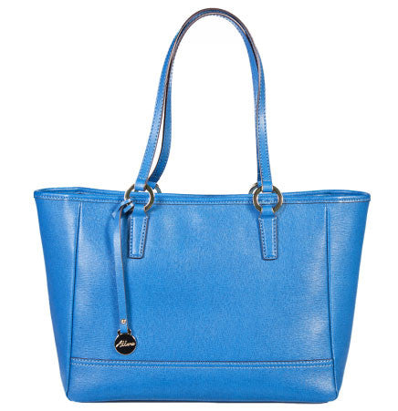 ALLORA Georgia Shopper Tote Blue
