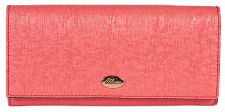 ALLORA Georgia Wallet Coral Pink