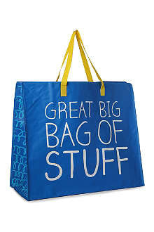 "Happy Jackson ""Great Big Bag Of Stuff"" Tote"