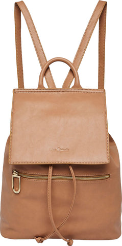 URBAN ORIGINALS Hide and Seek Backpack Nude Beige