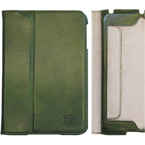FLOTO Roma Sleeve iPad Mini Cover Green