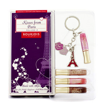 KISSES FROM PARIS Lipgloss Set