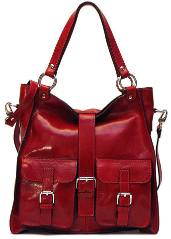 FLOTO Livorno Bag Red