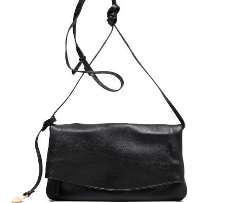 ALLORA Mollie Mini Sling Bag / Clutch Black