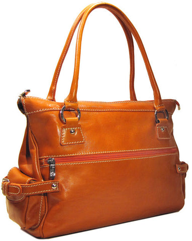FLOTO Monticello Handbag Orange