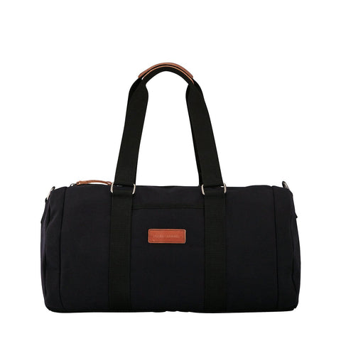 STATUS ANXIETY NO LIMITS DUFFLE BAG BLACK
