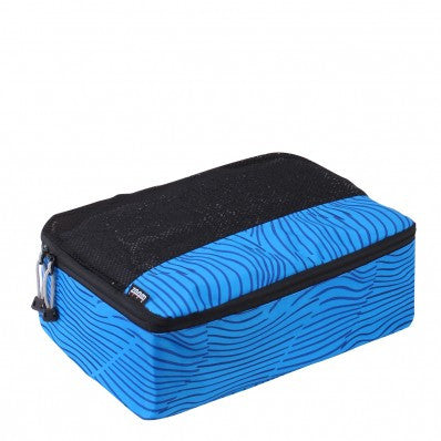 ZOOMLITE Smart Packing Cube M Bluestripe