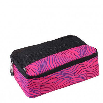 ZOOMLITE Smart Packing Cube M Pinkstripe
