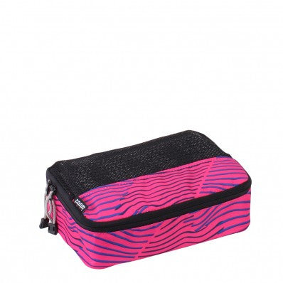 ZOOMLITE Smart Packing Cube S Pinkstripe