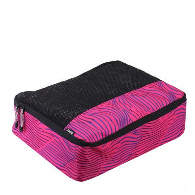 ZOOMLITE Smart Packing Cube L Pinkstripe