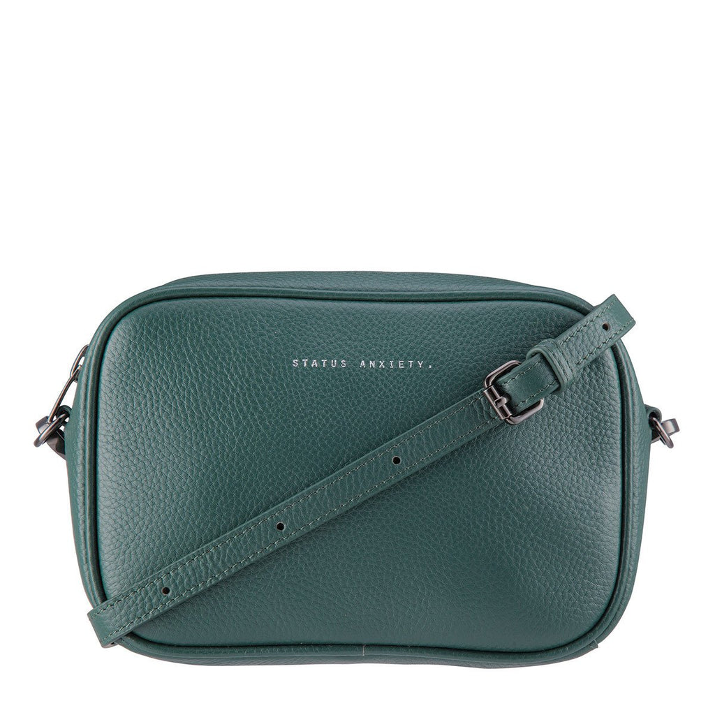 STATUS ANXIETY Plunder Leather Crossbody