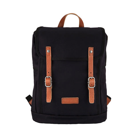 STATUS ANXIETY REBELLION BACKPACK BLACK