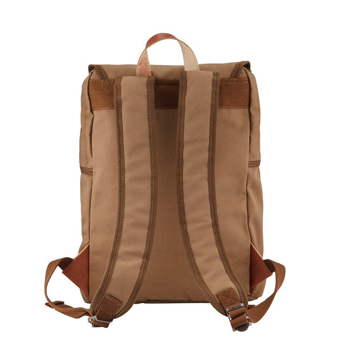 STATUS ANXIETY REBELLION BACKPACK CAMEL BROWN