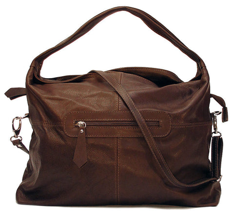 FLOTO Rimini Leather Bag Brown