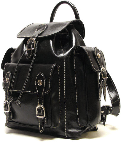 FLOTO Roma Backpack Black