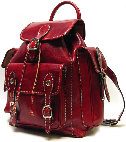 FLOTO Roma Backpack Red