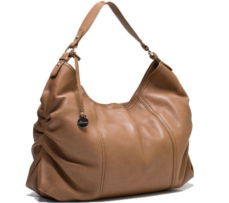 ALLORA Rosie Large Hobo Bag Taupe