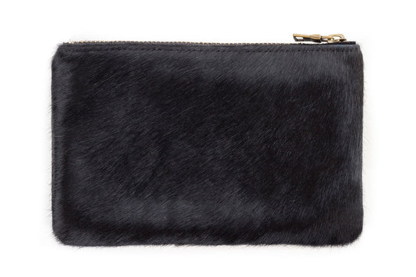 STATUS ANXIETY Maud Wallet Black