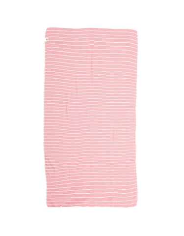 Miz Casa & Co Serento Turkish Towel Light Pink