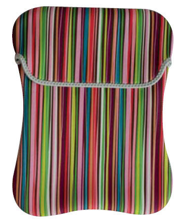 Stripe 15 Inch Laptop Case