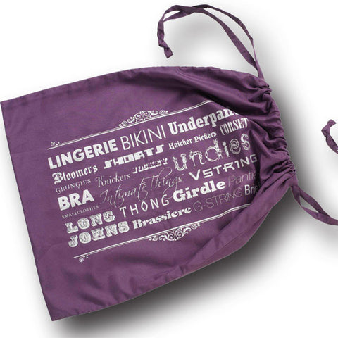 Stuffit Lingerie Bag