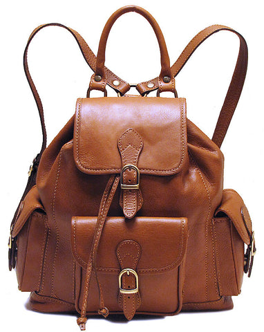 FLOTO Toscana Backpack Brown