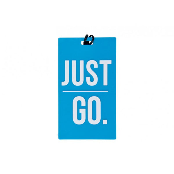 Just Go Travel Luggage Tag