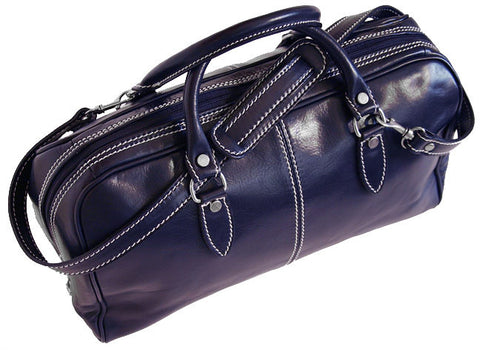 FLOTO Venezia Leather Mini Blue
