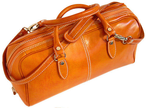FLOTO Venezia Leather Mini Orange