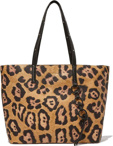 Urban Originals Wild Fire Tote Bag Leopard