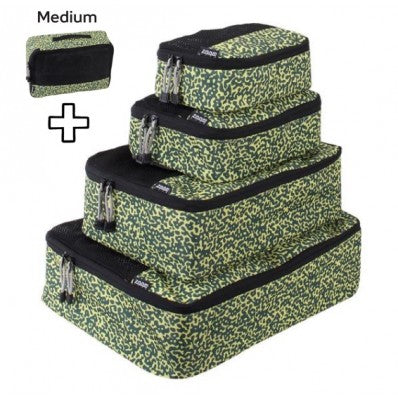 ZOOMLITE SMART PACKING CUBES SET YELLOWSPOT