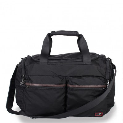 ZOOMLITE ANTI-THEFT CARRY ON TOTE BAG BLACK