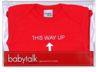 BabyTalk Grow Suit (6 - 9 months)