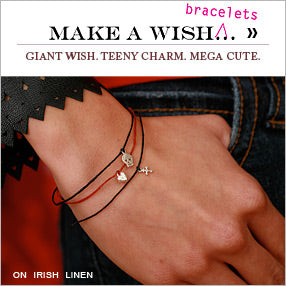 Dogeared Make A Wish Bracelet - Heart Charm