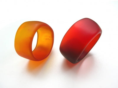 Solrojo Thick Resin Bracelet