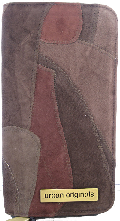 Urban Originals Choc Mix Travel Wallet