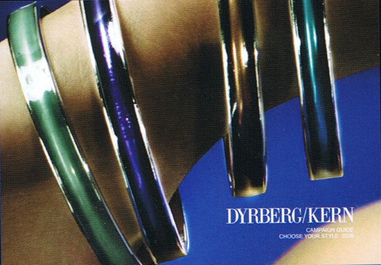 Dyrberg/Kern Marcha Bangle