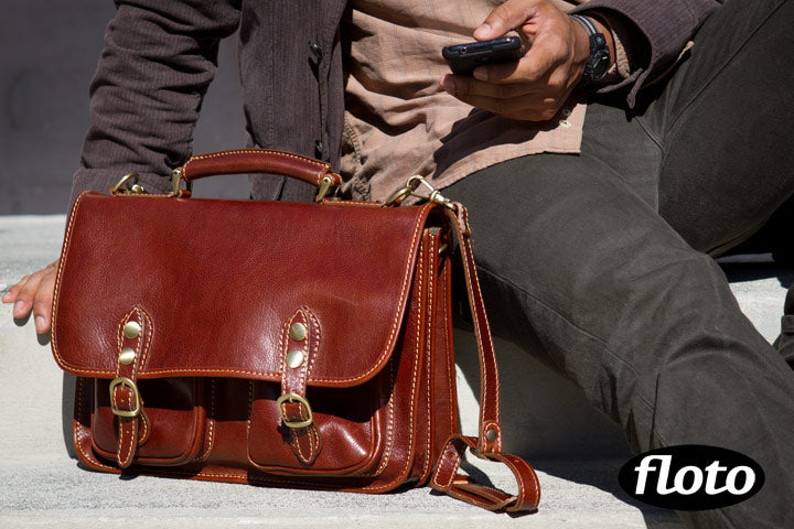 Floto Poste Messenger Bag