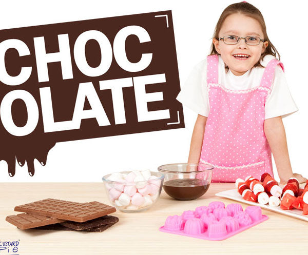 Kids in the Kitchen Chocolate Kit