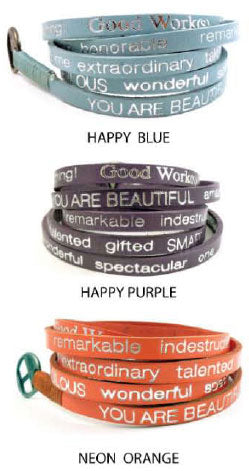 Good Works Make A Difference You Are Beautiful Bracelet
