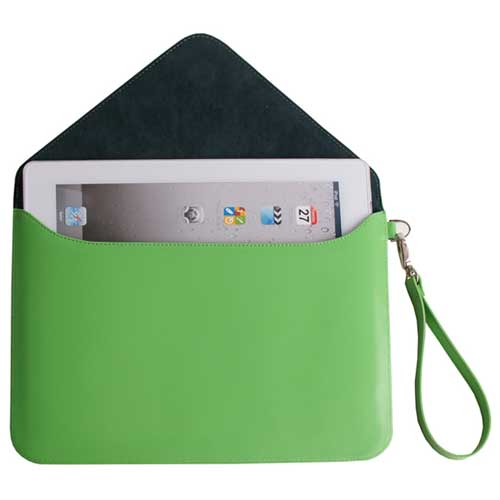 Paperthinks Recycled Leather Tablet Folio Mint