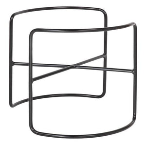 Chubby Plant Stand Black by Ivy Muse - Toast and honey studio